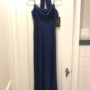 Morgan and Co. By Linda Bernell floor length gown